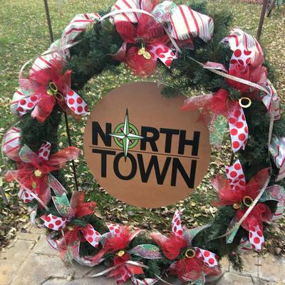 North Town display at 5 corners